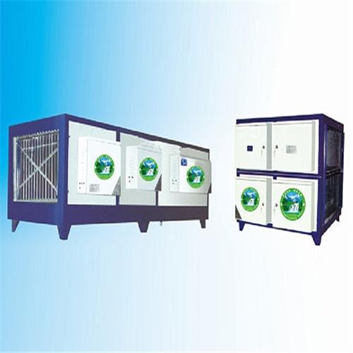 低空排放静电油烟净化器